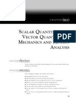 Sample Chapter 02 Scalar Quantities and Vector Quantities in Mechanics and Motion Analysis