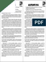 Circular 58 Copias (2 Caras)