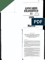 Bertinetto - Riflessione e Riflessibilità - 1999