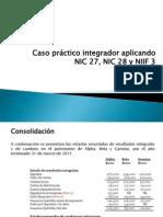 Casopractico Integrador NIC27,NIC28,NIIF3
