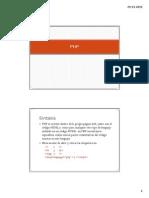 PHP Laboratorio 1