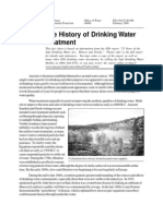 Drink Water Trt Hist Epa
