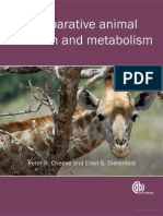 Comparative Animal Nutrition and Metabolism-307f