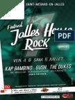 Programme JHR 2014-1