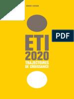 Bpifrance_etude Eti 2020 Trajectoires de Croissance_juin 2014