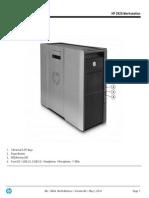 HP Z820
