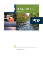 Water Resources Functional Plan