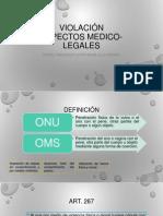 aspectos medico legales- violación.pptx