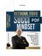 Tony Dovales' Rethink Your Success Mindset  Manuscript v150