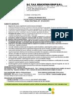 Legislatia muncii 2014+Proceduri de control