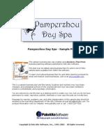 PamperzhouDaySpa Live