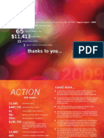 ACTION Impact Report 2009