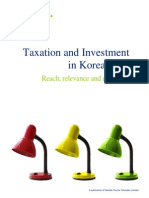 Korea Tax Guide
