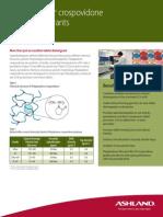 Polyplasdone Overview