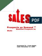 WQDR 11_20 Prospects on Demand