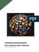 Samenvatting - Informatiemanagement - Bruins en Pinkster