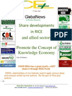 3rd June,2014 Daily Global Rice E-Newsletter by Riceplus Magazine