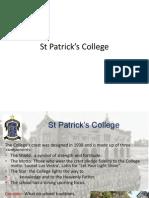 St Patrick s College2