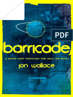 Barricade by Jon Wallace (Chapters 1 & 2)