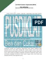 Syaiful Anwar - Mengenal World Customs Organization