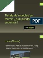 Tienda de Muebles en Murcia - Que Encontraras