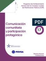 Modulo 17 Comunicacion Comunitaria