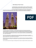 Petronas Article