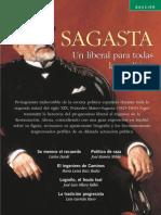 Revista La Aventura de la Historia, Dossier 26 - Sagasta, un liberal para todas las politicas - Carlos Dardé