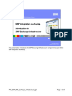 SAP Integration Workshop