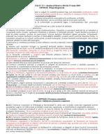 Legea Farmaciei Modificata 2009