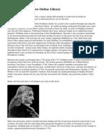 Henry Fielding - Free Online Library