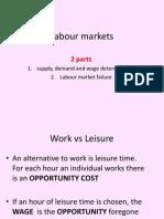 giant labour market powerpoint