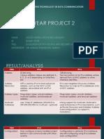 Final Year Project 2 Slide