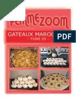 Gâteaux Marocains
