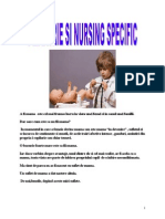 Pediatrie Si Nursing Specific