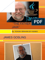 James Gosling presentation