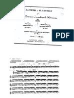 Basura Para Flauta (primera parte)
