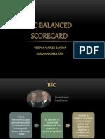 Bsc Balance Scorecard