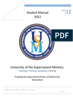 University of the Spernatural