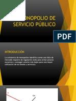 Cap 1 (2-3) El Monopolio de Servicio Público