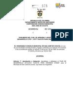 Acuerdo No. 026 Del 19 de Junio de 2012 PDM C Cuta 1