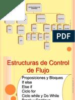 2 Estructuras de Control