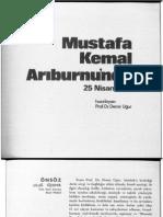 Mustafa Kemal Arıburnunda Prof. Demir Ugur
