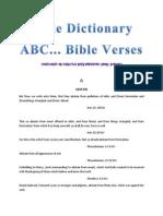 Bible Dictionaries