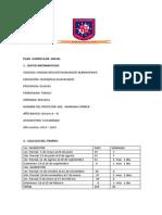 Plan Anual Destr.2014