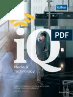 Colliers (Feb 2014) Media & Technology iQ