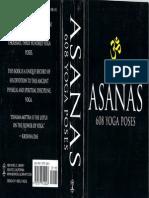 Dharma Mittra - Asanas-608 Yoga Poses