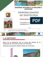 Geotecnia - Generalidades
