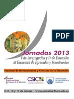 Jornadas2013 Programa