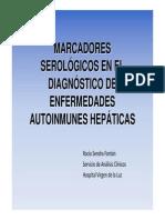 Charla 2. Anticuerpos en Enfermedades Hepaticas